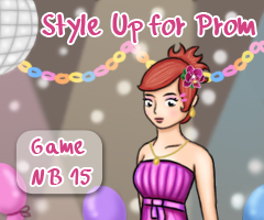 Style Up for Prom