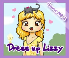 Dress Up Lizzy