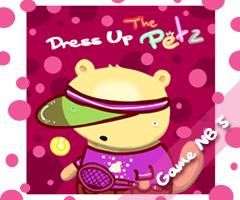 Dress Up The Petz