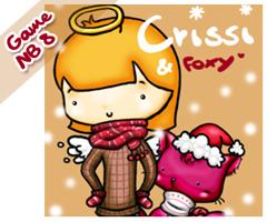 Dress Up Chrissi & Foxy