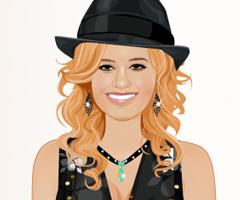 Kelly Clarkson Dressup