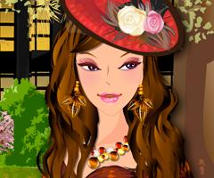 Autumn Princess Dress Up