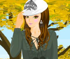 Urban Autumn Fashion Dress Up