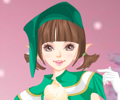 Christmas Elf Dress Up