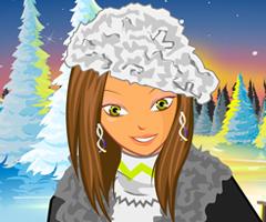 Winter Dream Dress Up