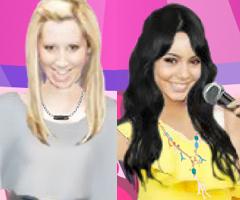 Ashley Tisdale vs Vanessa Hudgens