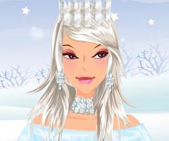 Snow Queen Dress Up