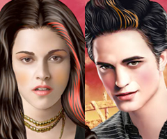 Edward & Bella Makeover