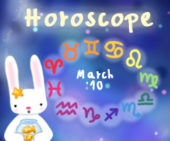 Horoscope – March 2010