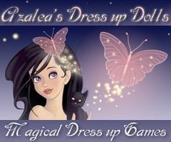 Azalea's Dress up Dolls