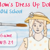 Mom's Dress Up Doll