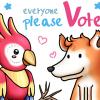 everyone please VOTE