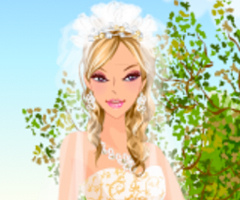 My Dream Wedding Dress Up