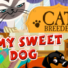Cat Breeder and My Sweet Dog