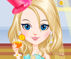 Party Fashionista Dress up