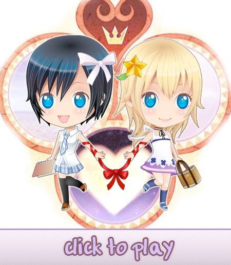 chibi_kairi_and_namine_dress_up