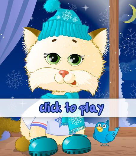 cuddles_the_kitten