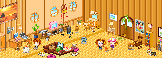 room makeover games
