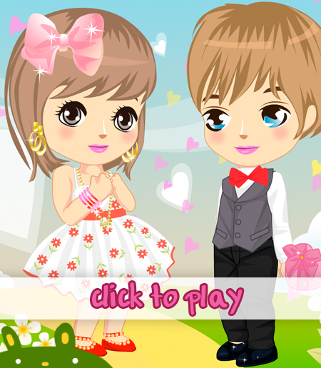 cute_valentine_love_couple_dress_up